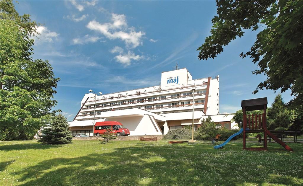 Hotel MÁJ - Skala Potamia