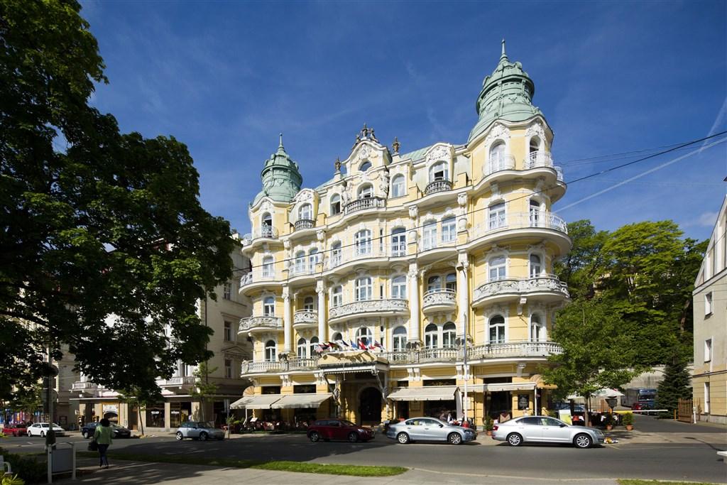 SPA HOTEL BOHEMIA - Mariánské Lázně