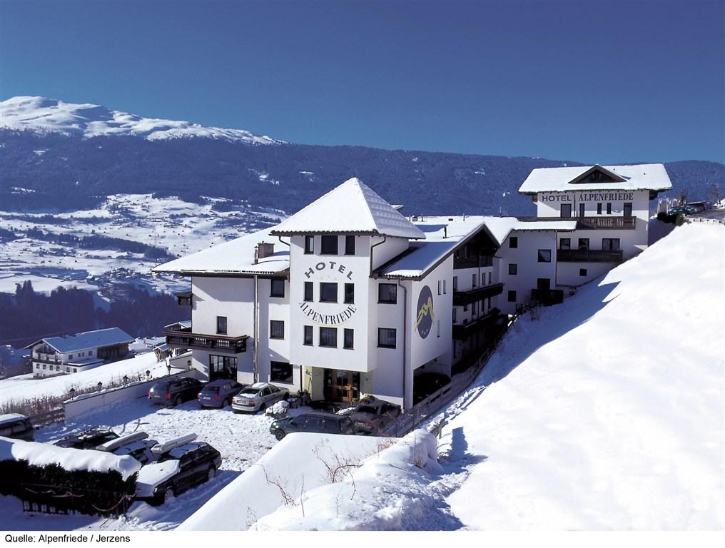 Hotel ALPENFRIEDE - Jerzens