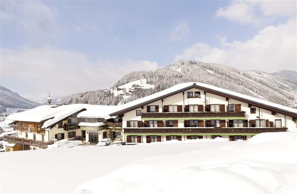 Hotel ALPENKRONE - Parga