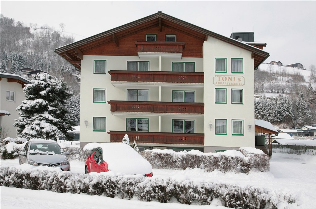 Hotel APPARTEMENTS TONI - Zell am See-Kaprun