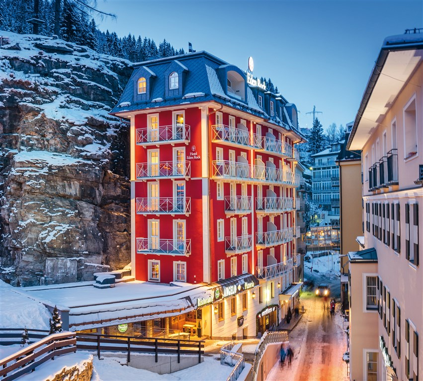 Hotel EDEN ROCK - Bad Gastein