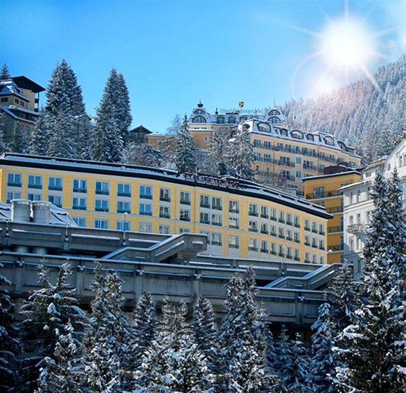 Hotel ELISABETHPARK - Podgora