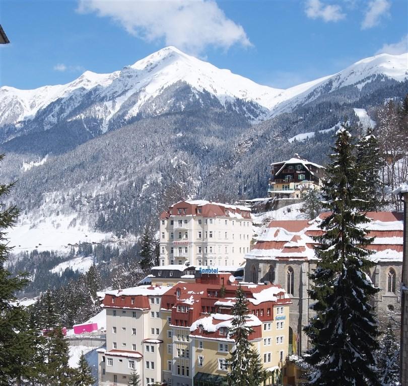 Hotel SANOTEL - Horní Bečva