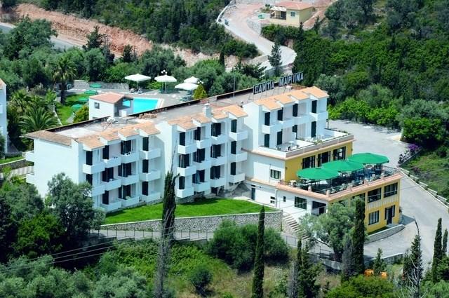 SANTA MARINA - Korfu - hlavní město