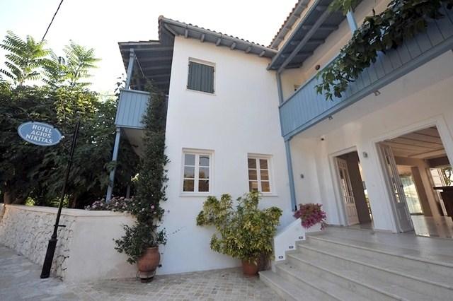 AGIOS NIKITAS HOTEL - Agios Nikitas