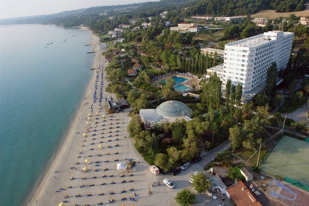 PALLINI BEACH -
