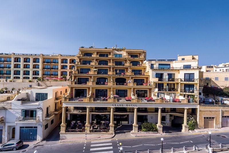 Grand Hotel - Gozo