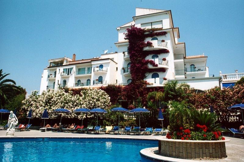 Sant  Alphio Garden Hotel & Spa - Sicílie