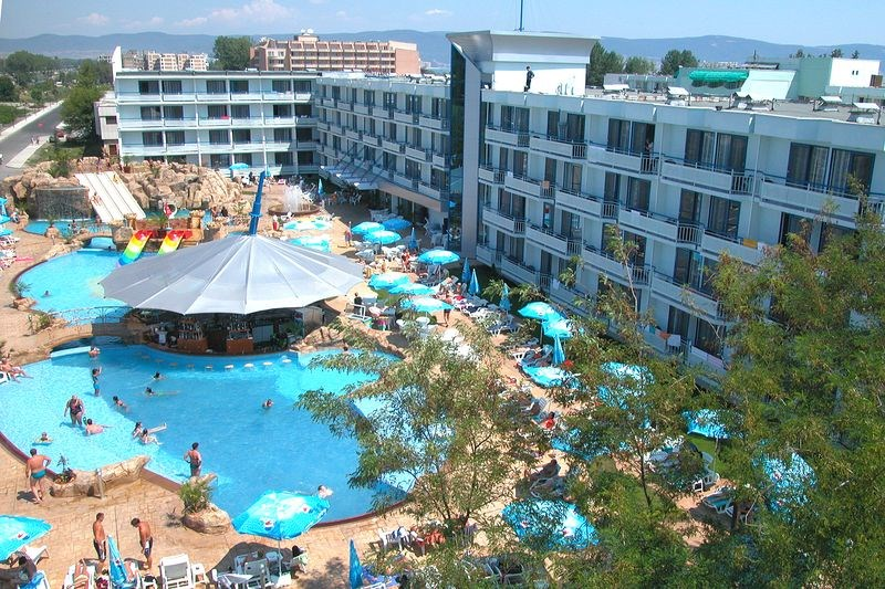 KOTVA - Slunečné pobřeží