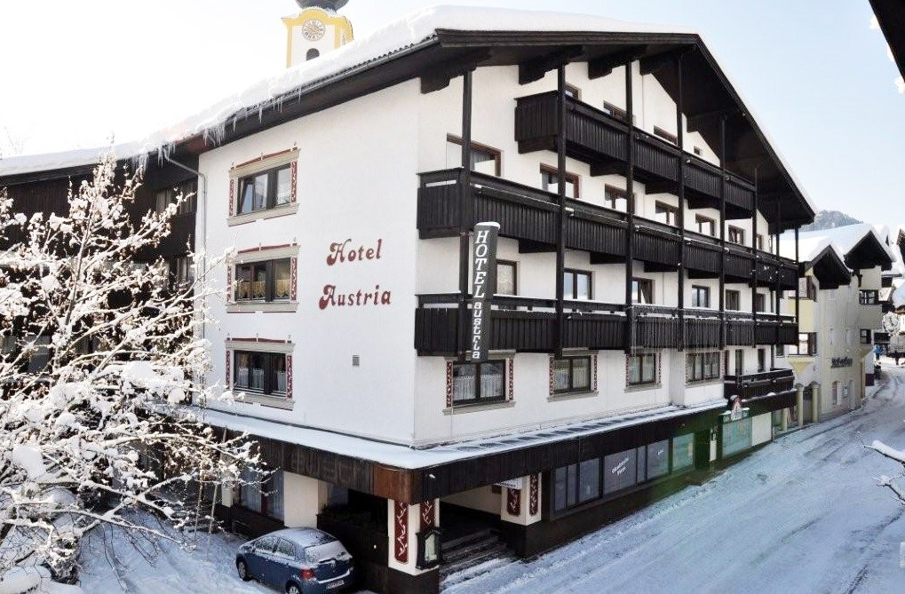 Hotel AUSTRIA - Švýcarsko