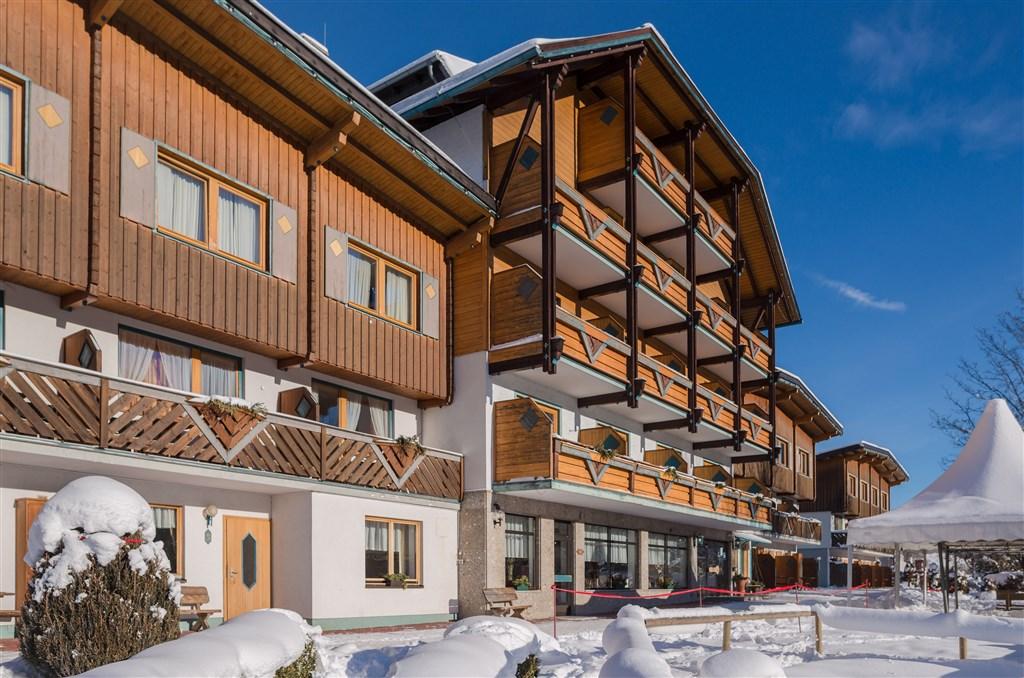 Hotel FERIENALM SCHLADMING - Slunečné pobřeží