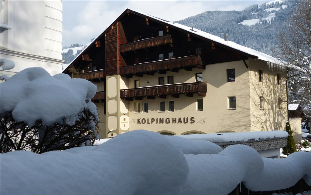 Apartmány KOLPINGHAUS - Kitzbühel