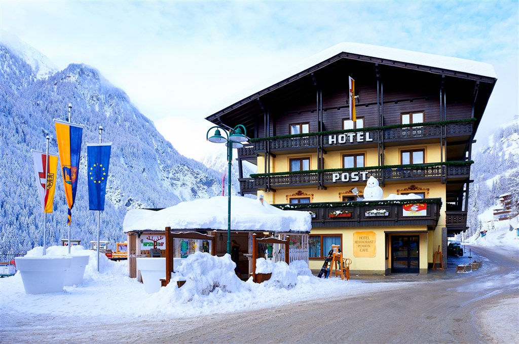 Hotel POST - Kitzbühel