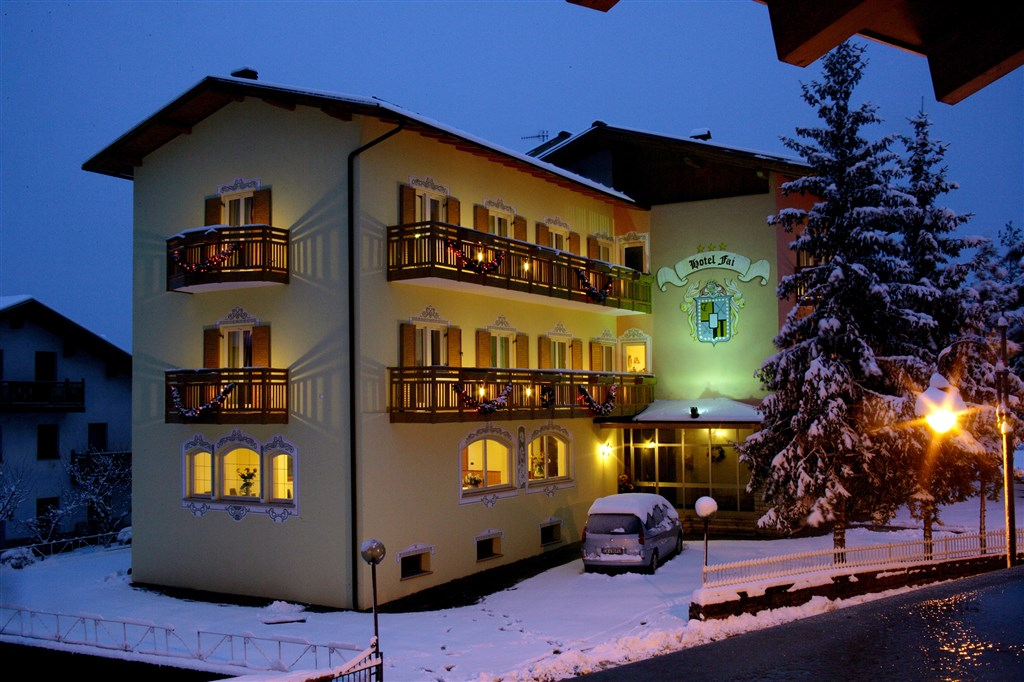 Hotel FAI - Stegna