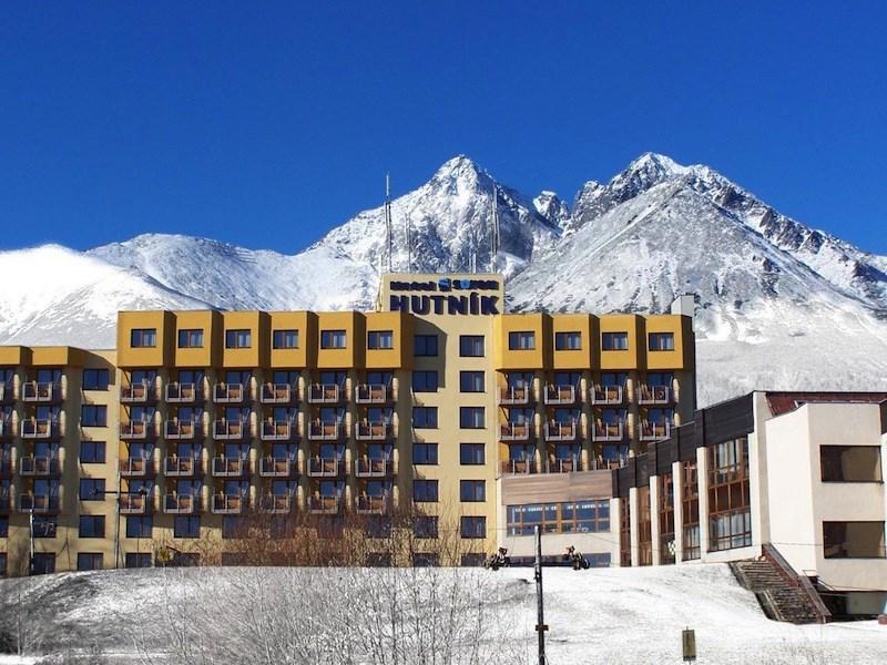 Hotel SOREA HUTNÍK I. - Bol
