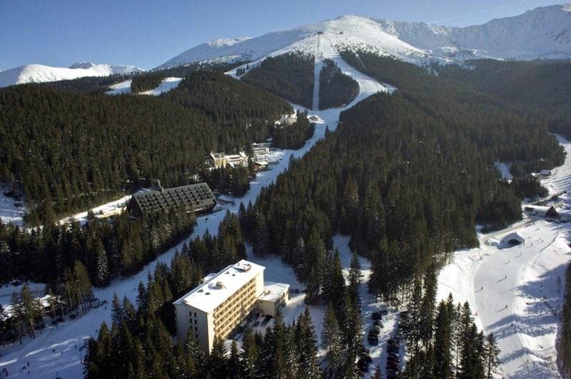 Hotel SOREA SNP - Demänovská dolina
