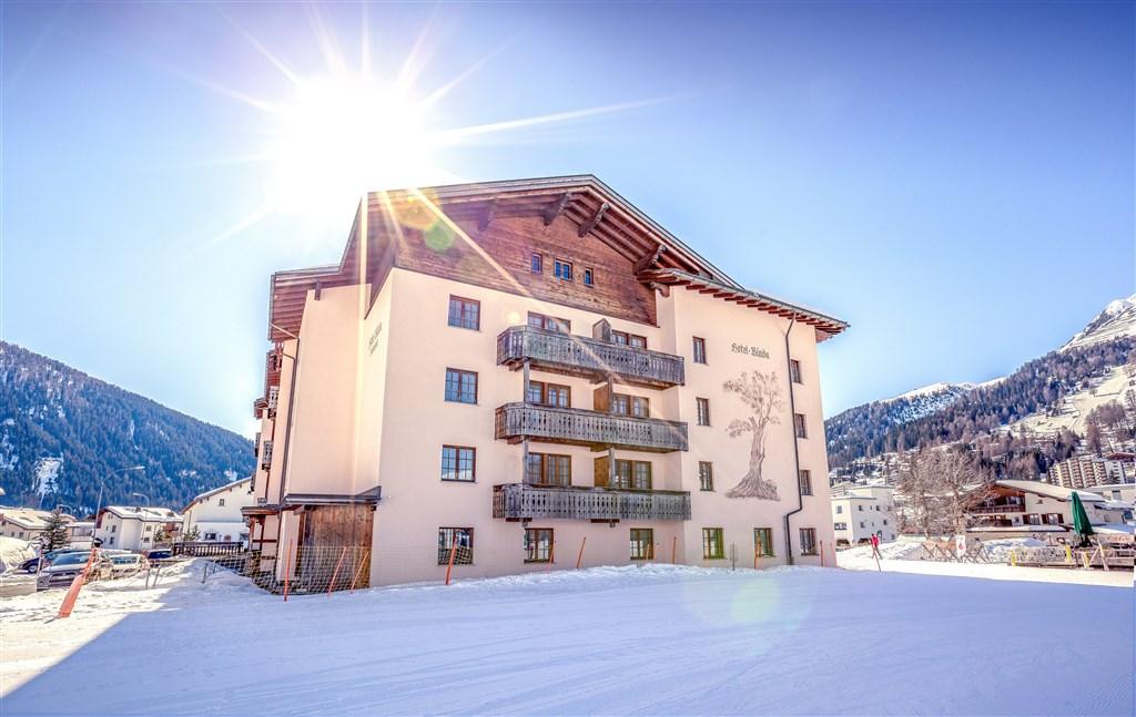 Hotel BÜNDA - Davos
