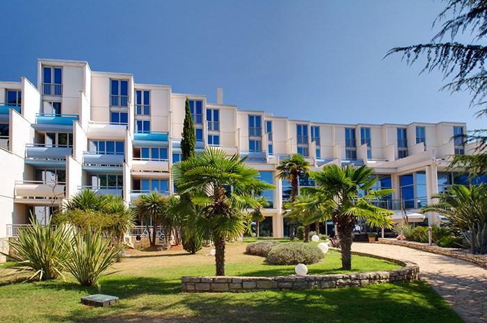 Hotel VALAMAR CRYSTAL - Baška Voda