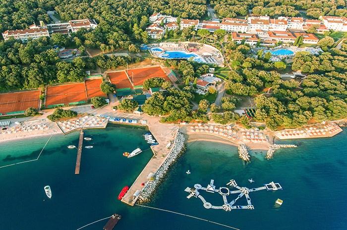 VALAMAR TAMARIS RESORT - Agava - Ostrov Korčula