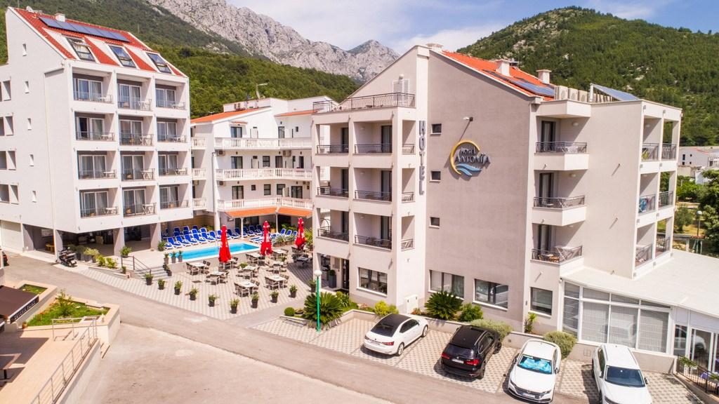 Hotel ANTONIJA, AKTIVNÍ DOVOLENÁ 55+ - Drvenik