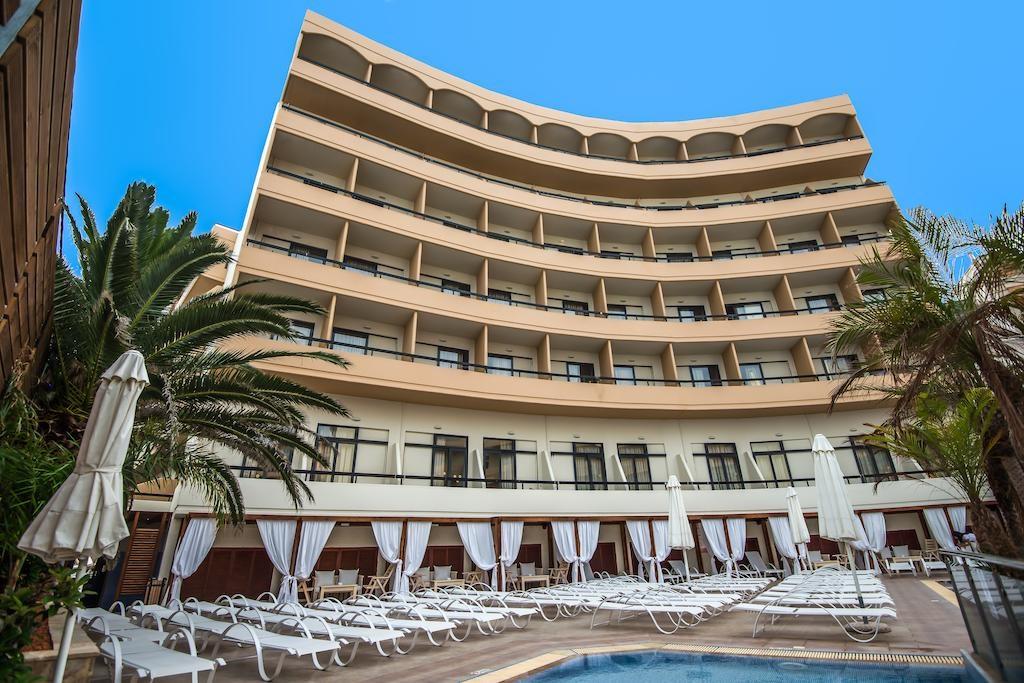 KIPRIOTIS HOTEL - Rhodos - město