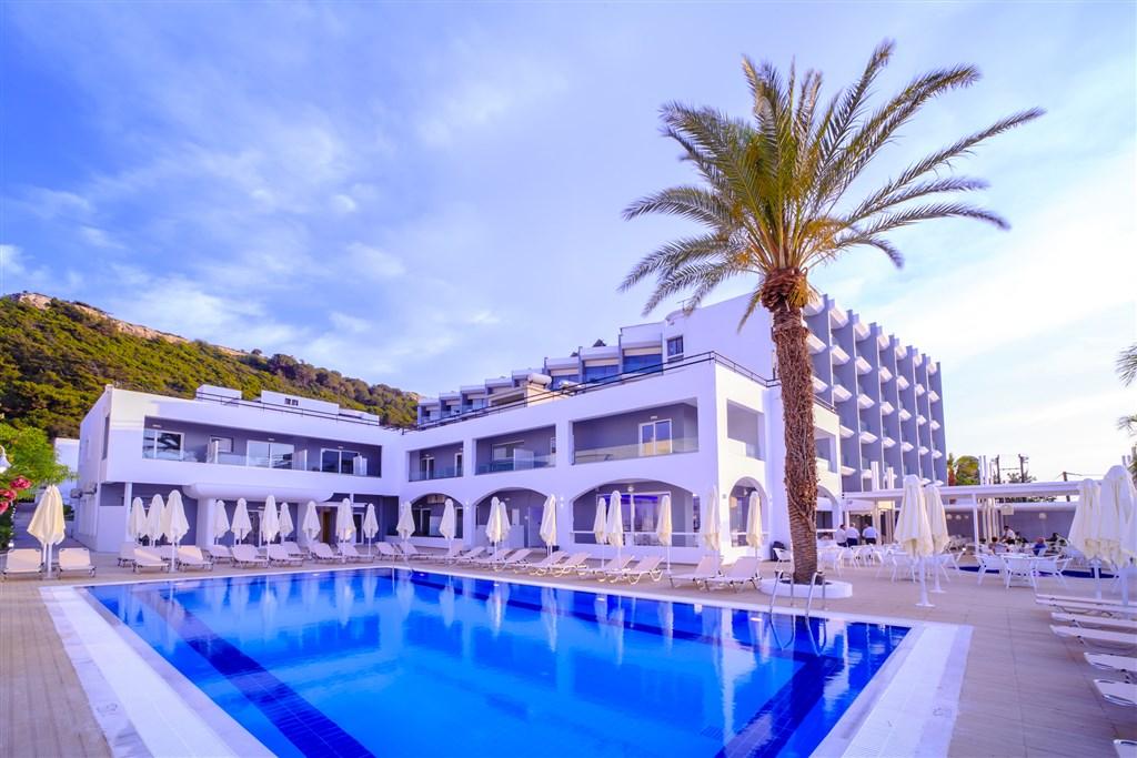 Oceanis Park Hotel - Slunečné pobřeží