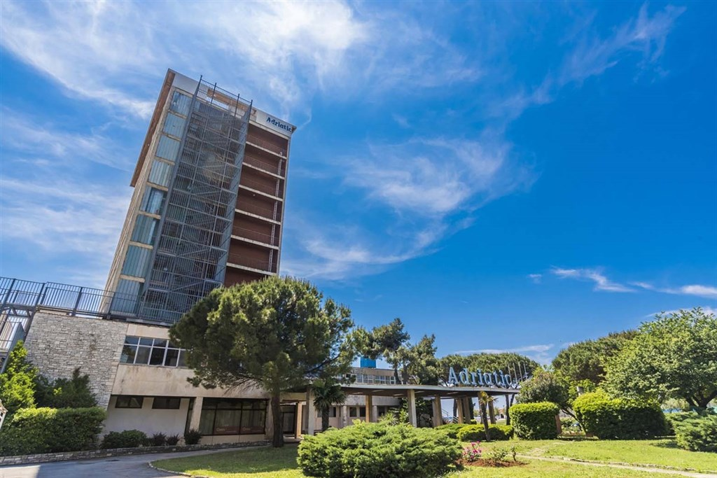 Hotel Adriatic Guest House - Umag