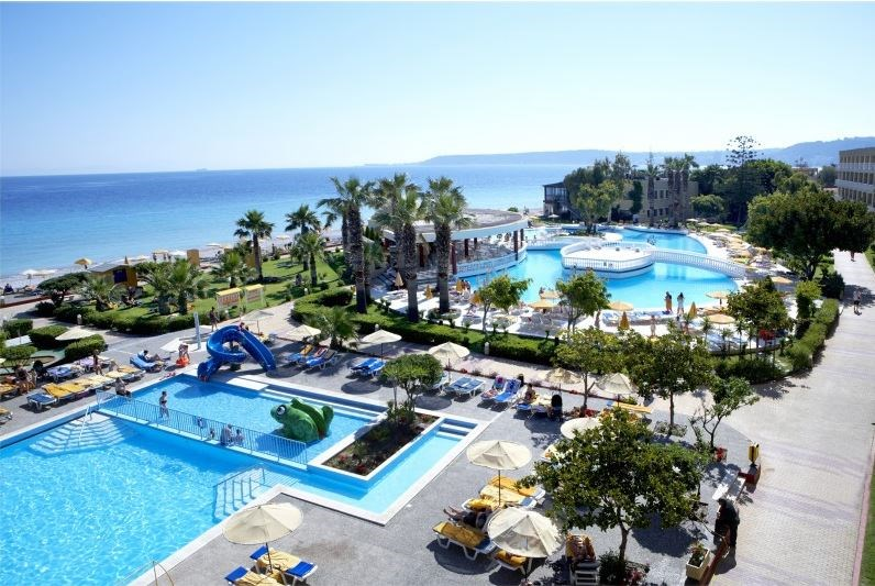 SUNSHINE HOTEL - Ixia
