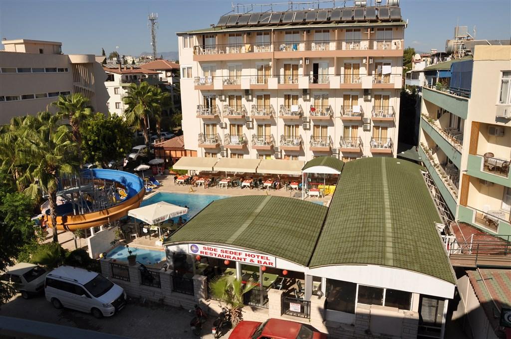 Hotel Side Sedef - Side