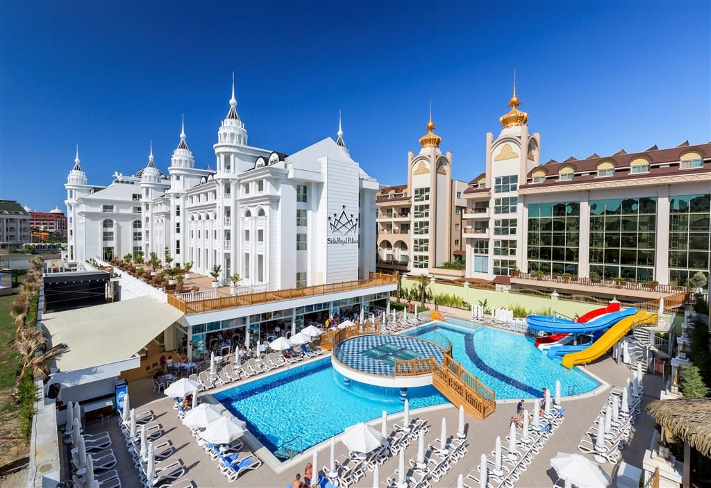 Side Royal Palace Hotel & Spa - Side