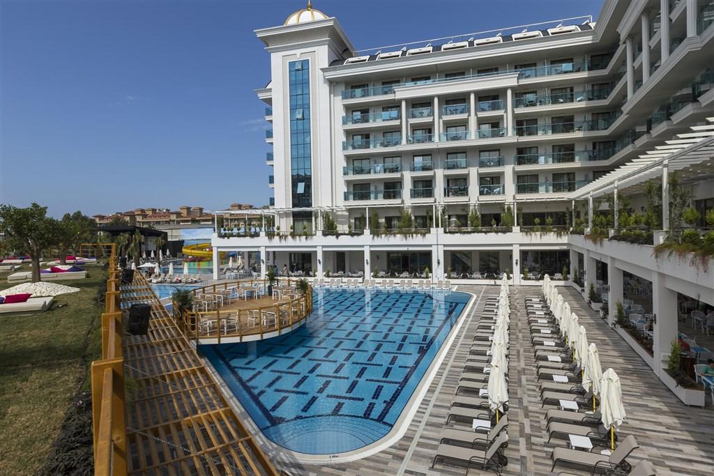 Hotel Side La Grande - Side