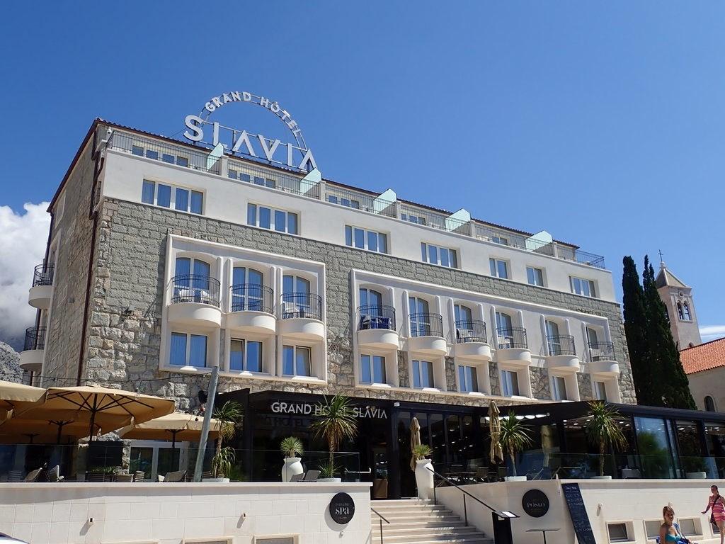 Grand Hotel SLAVIA - Sicílie