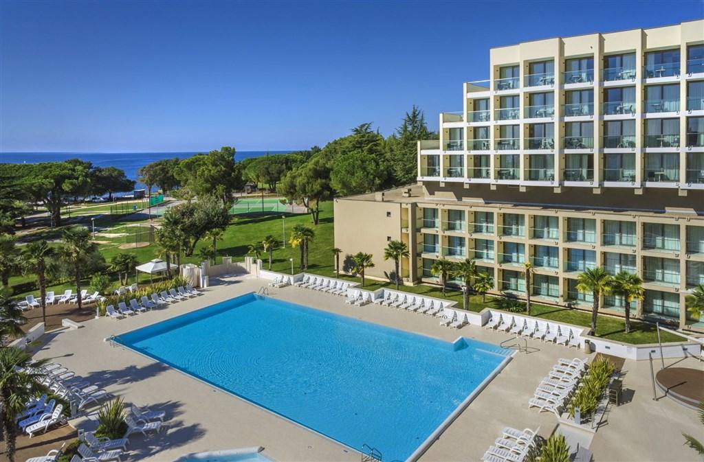 Hotel LAGUNA MEDITERAN - Gradac