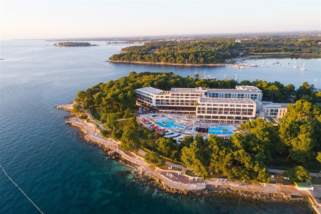 Hotel LAGUNA PARENTIUM - Gajac