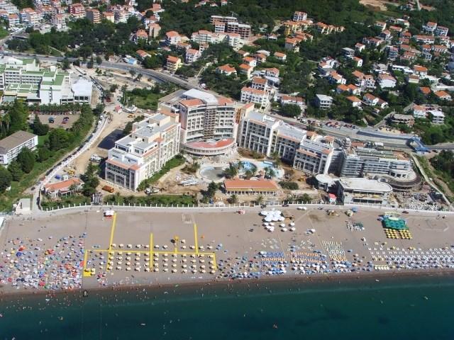 Hotel SPLENDID-Conference and Spa Resort - Bečići