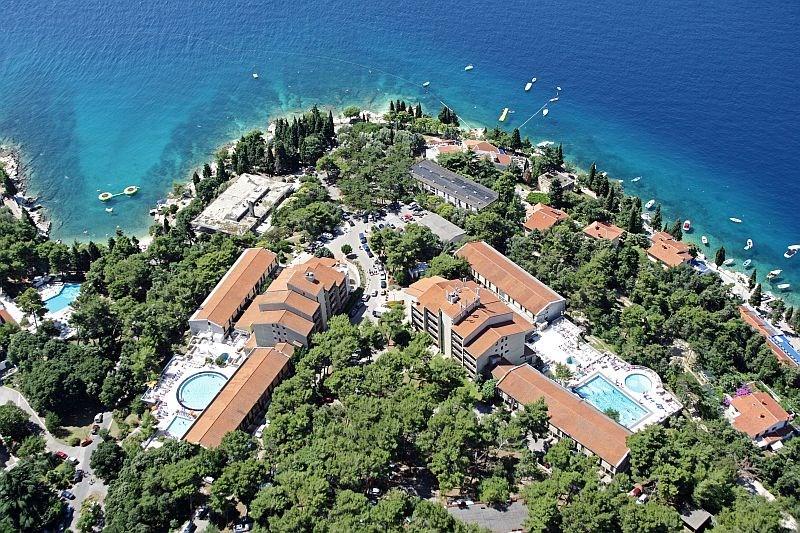 Hotel MIRAMAR/ALLEGRO - Rabac