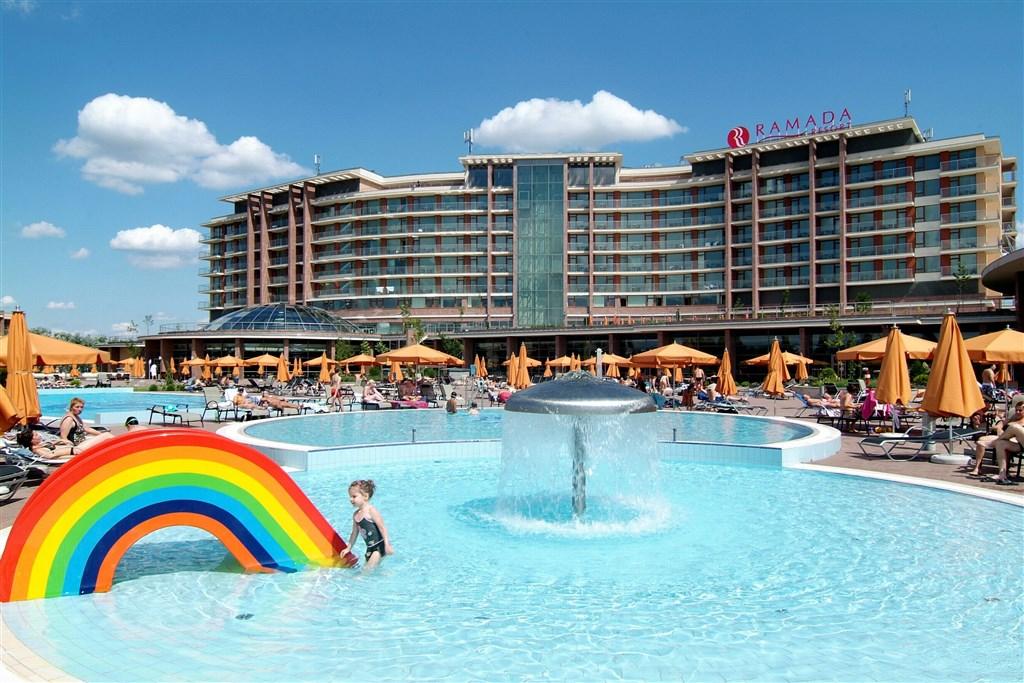 Hotel AQUAWORLD RESORT BUDAPEST -