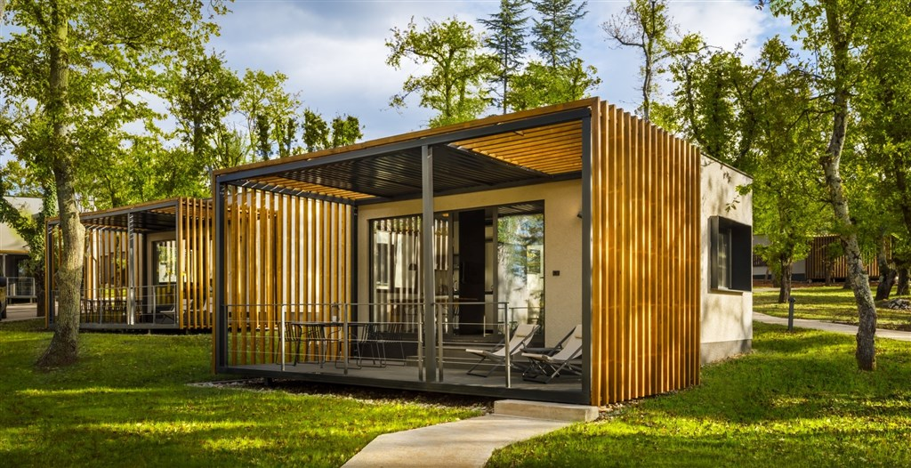 Marbera Green villas FLORA - Njivice