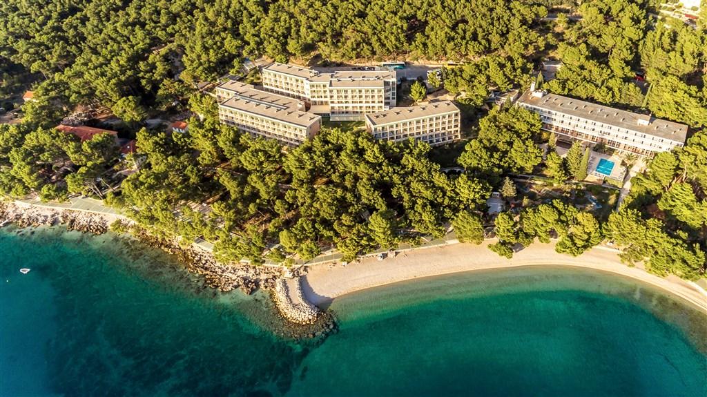 Hotel BLUESUN MARINA - Brela