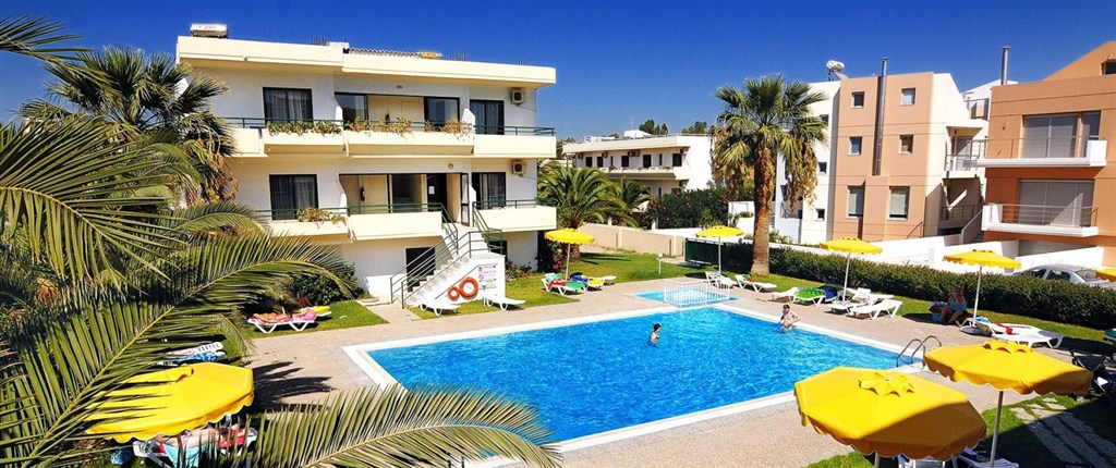 Anita Apartments -