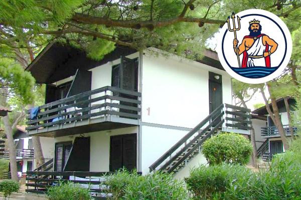Rodinné bungalovy NEPTUN KLUB BAŠKA VODA - Plitvická jezera