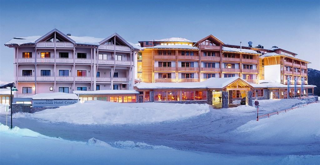 Hotel FALKENSTEINER CRISTALLO -