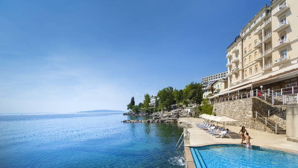 Hotel SMART SELECTION ISTRA - Chorvatsko, Opatija, Smart Selection Hotel Istra - exteriér