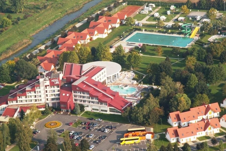 Hotel LIPA - Slunečné pobřeží