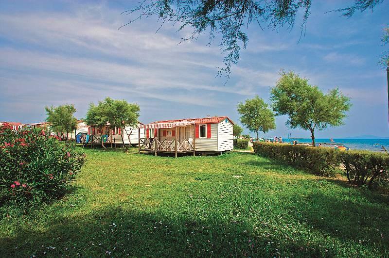 Mobilní domky KAŽELA - Slunečné pobřeží