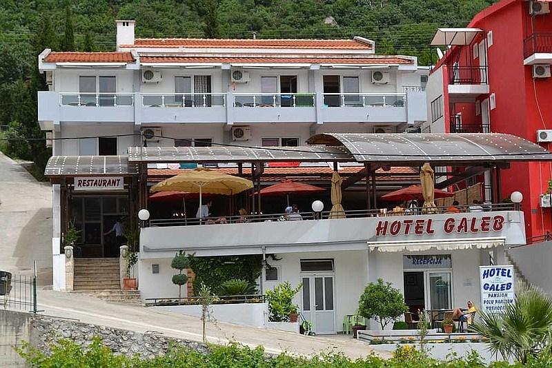 Hotel a depandance GALEB - Čanj