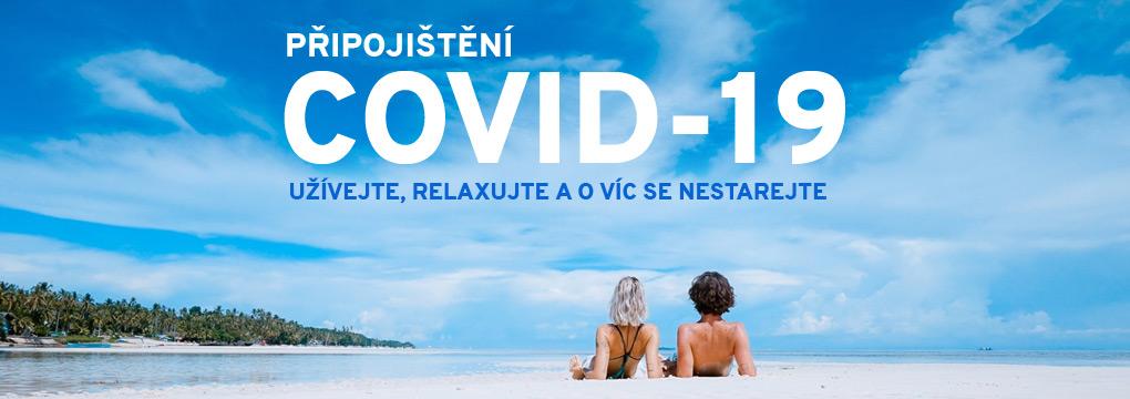COVID-19 cestovní pojištění