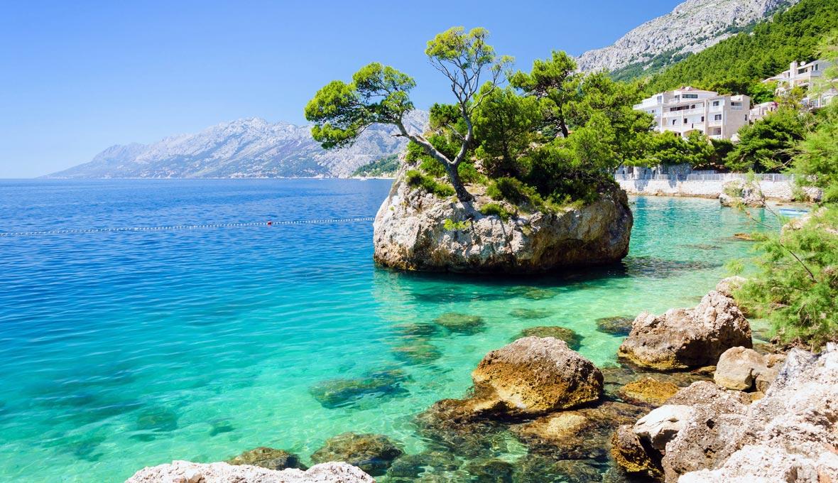 Chorvatsko je od 28. 6. 2021 zelenou zemí