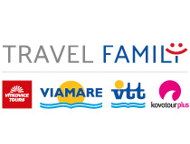 Logo: Travel Family 4 brands - náhled